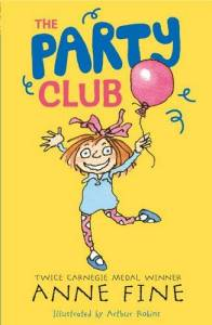 The cover of 'The Party Club