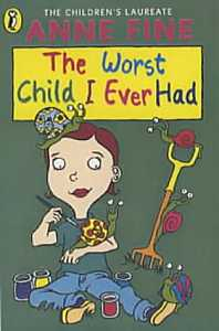 The cover of 'The Worst Child I Ever Had'