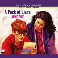 A Pack of Liars, the audiobook